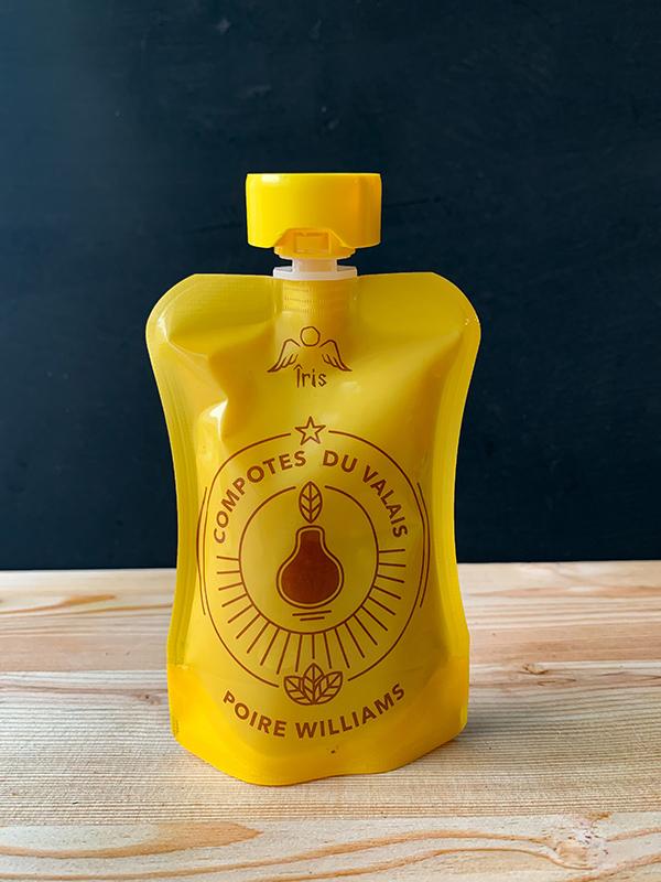 compote à la poire Williams